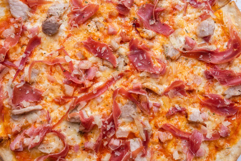 Pizza Cervantina