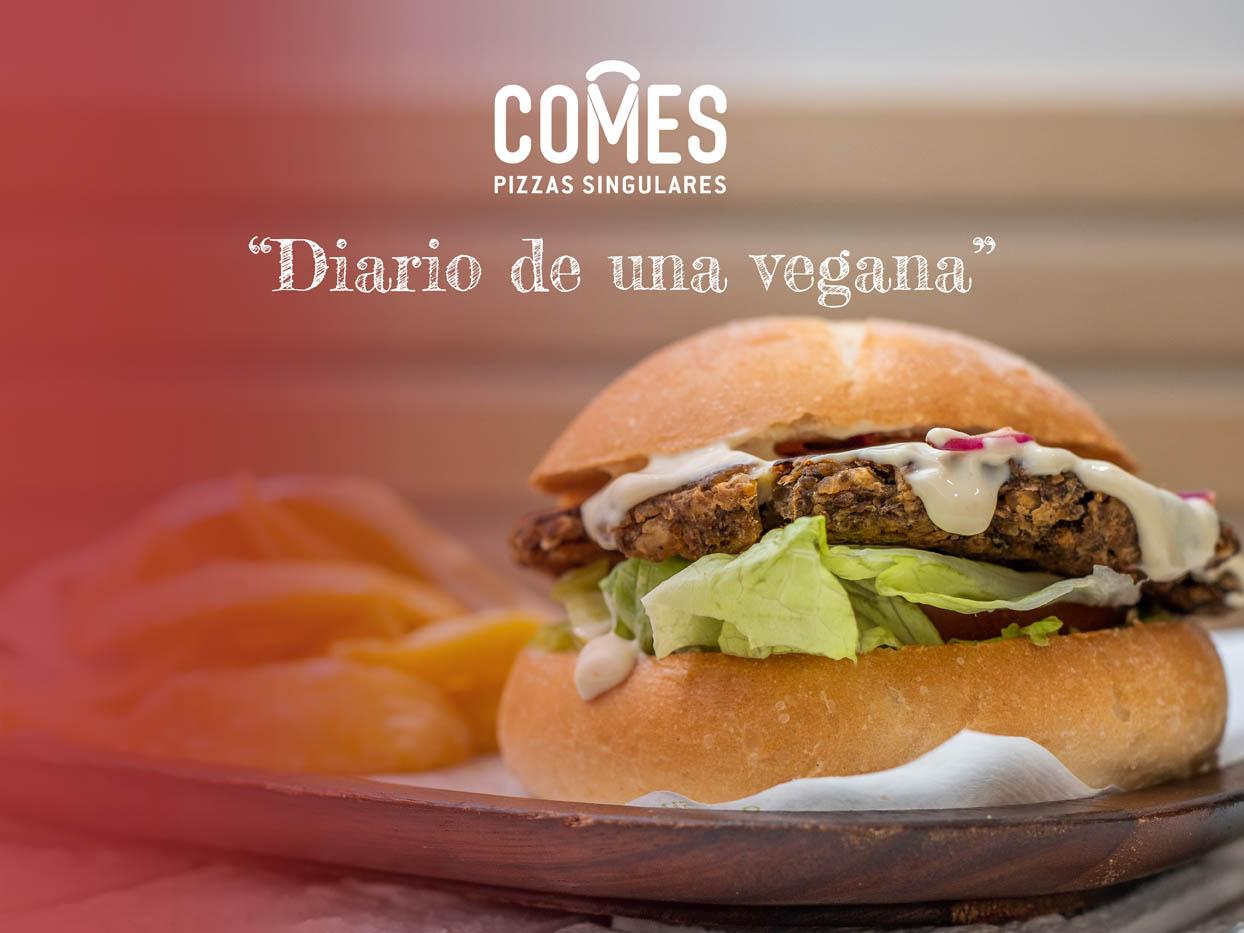 Diario de una vegana