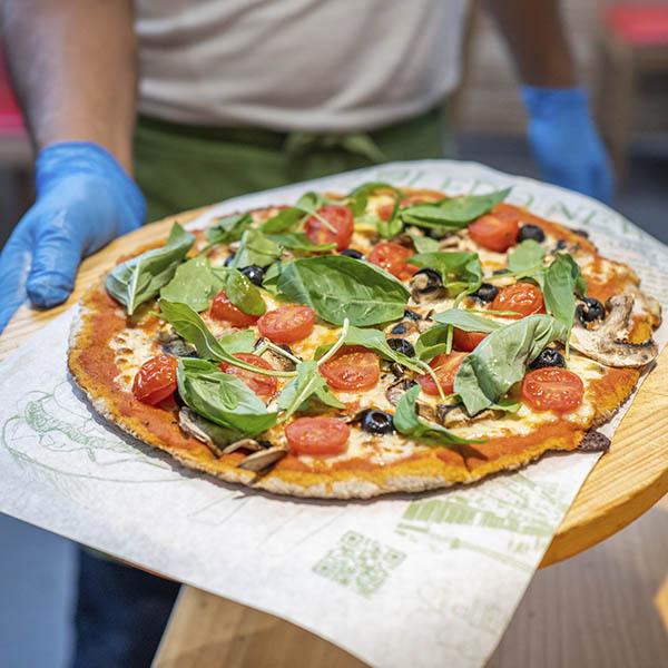 Pizzería en el casco de Toledo