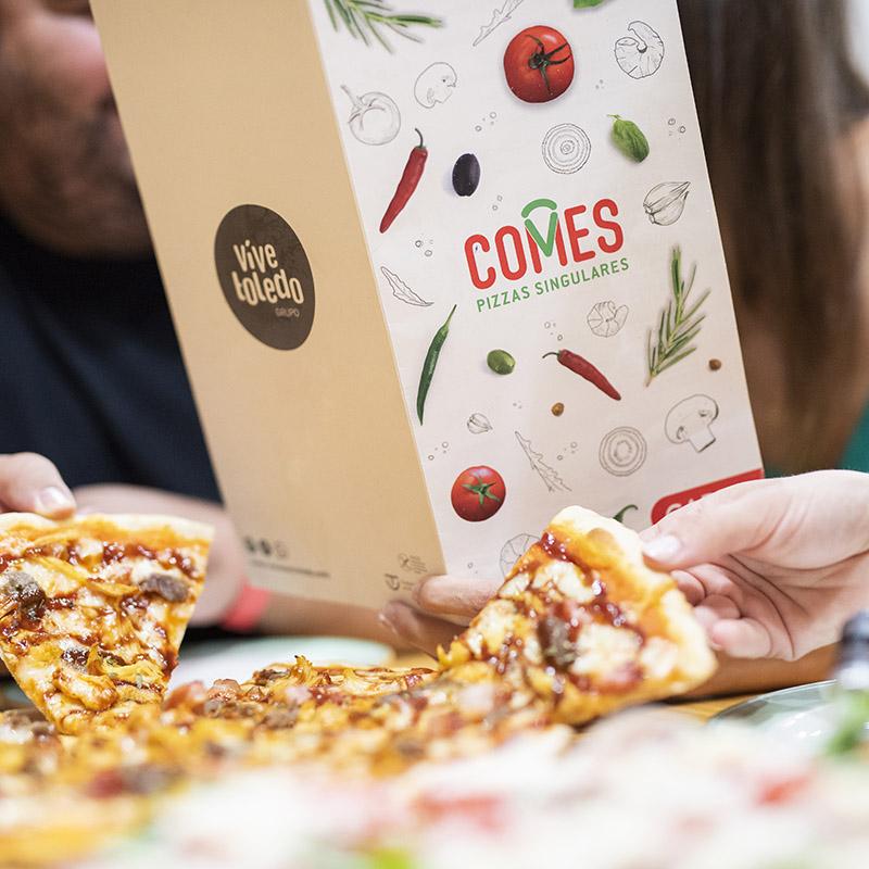 Pizzería en Toledo